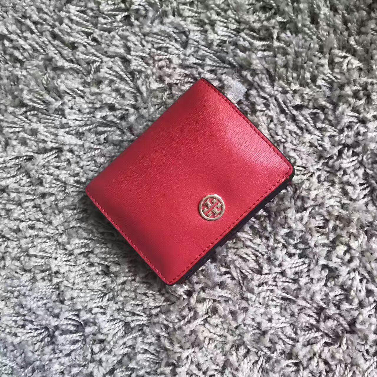 ae7f104af0bc Tory Burch Parker Foldable Mini Wallet and 50 similar items.  Mmexport1499417041492. Mmexport1499417041492