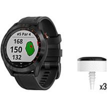 Garmin Approach S40 010-02140-03 GPS Golf Watch and CT10 Bundle - Bluetooth - 5  - $322.46