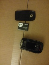 Motorola Barrage V860 - Black (Verizon) Cellular Phone no battery included - $36.99