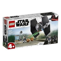 Lego Star Wars 75237 TIE Fighter Attack Rebel Fleet Trooper Pilot Brand New - $58.91