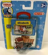 Thomas & Friends Take Along Elizabeth Vintage Lorry Diecast Metal 2008 Target Ex - $29.94