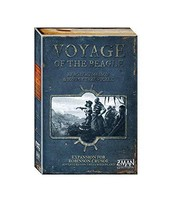Robinson Crusoe Voyage of The Beagle Board Game - $52.01