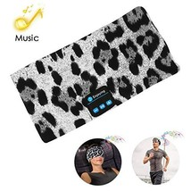 Bluetooth Headband Headphones,Wireless Sleep Headphones Bluetooth Music ... - $17.53