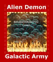 Spr 99,000 Alien Demon Galactic Warriors Power Protection Revenge & Wealth Spell - $159.24