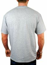 Levi's Men's Premium Classic Graphic Cotton T-Shirt Shirt Tee Gray image 4