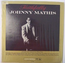 Faithfully by Johnny Mathis, Columbia, LP, Vinyl Record Album, Ex Library - $6.99