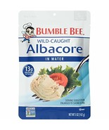 BUMBLE BEE Premium Albacore Tuna Pouch in Water, Tuna Fish, High Protein... - $39.98