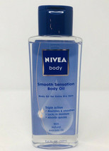 Nivea Body Smooth Sensation Body Oil Extra Dry Skin Avocado 8.4oz - $49.99