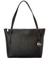 MICHAEL Michael Kors Voyager Large Leather Tote - $49.00