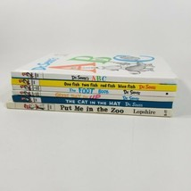 Lot of 6 Dr. Seuss Bright Early Beginner Children Book Set Excellent Con... - $47.50