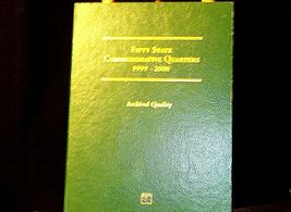 Hard Cover The 50 States Commemorative Quarters Series 1999-2008 AA20-CNQ7021 image 6