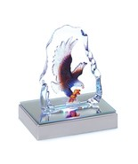 EAGLE CRYSTAL SCULPTURE - $15.44