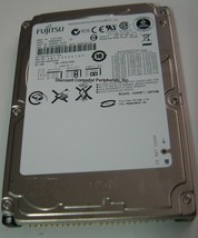 "NEW MHW2080AT Fujitsu 80GB 2.5"" 9.5MM IDE 44PIN Hard Drive Free US Ship"