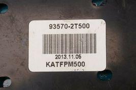 14-15 Kia Optima Driver Door Power Window Master Switch image 5