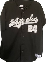 Chicago White Sox Jersey Crede #24 True Fan Mlb Genuine Sz L Embroidered - $29.00