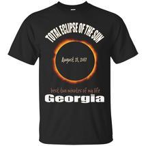 2017 Solar Eclipse Georgia GA T Shirt - $13.95+