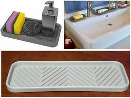 Silicone Sponges Holder - Kitchen Sink Organizer, Multipurpose Organizer - $7.89