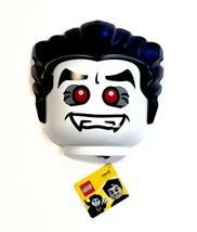 Lego Vampire Mask Dracula Dress-Up Halloween Costume Accessory Adult & C... - $15.06