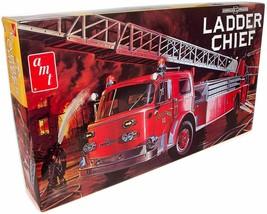 AMT 1204 1:25 American LaFrance Ladder Chief Fire Truck Plastic Model Kit - $47.51