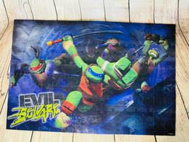 Teenage Mutant Ninja Turtles 150pc Super 3D Puzzle Nickelodeon Complete Q - $18.81