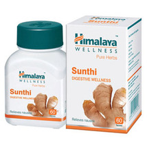 Himalaya Wellness Sunthi 60 Tablets - $5.98+