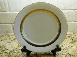 "Noritake Signature gold  luncheon   plate 9 1/8"" - $7.87"