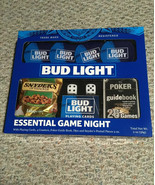 Bud Light Essential Game Night Pack - $9.50