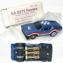 1977 Ideal Slot Less De Tomaso Ford Pantera GTS TCR CAR - $29.69