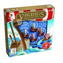 Vikings Brainstorm. Multi-Level Logic Game Game by Smart Games - $33.84