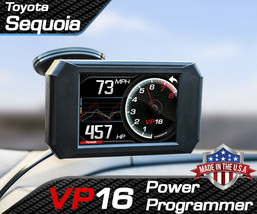 Volo Chip VP16 Power Programmer Performance Tuner for Toyota Sequoia - $349.95