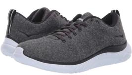 Hoka One One Hupana Wool Size 10 M (D) EU 44 Men's Running Shoes Gray 1097544