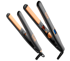 Rusk Copper Flat Iron with CTC Technology Duo