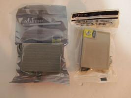 Lot of 2 NEW BLACK EPSON 69 T0691 T0692 T0693 T0694 Ink Toner Printer Cartridges - $24.70