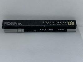 NIB Urban Decay Perversion Full Size 24/7 Glide on Lip Pencil Black 0.04 oz - $14.00