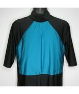 Vintage 70s Mens Skinsuit Unitard Leotard 1 Piece Roller Ice Skating Cyc... - $65.89