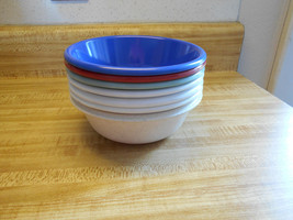 lot of rubbermaid cereal bowls 3836 - $28.45