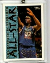SHAQUILLE O'NEAL  NBA EASTERN ALL STAR  TOPPS  #12  1994 - $23.76