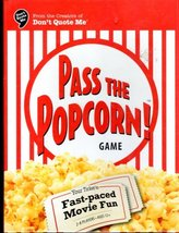Pass The Popcorn Game - $12.00