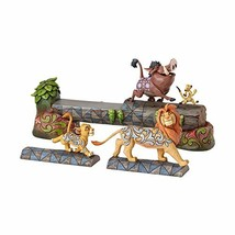 Enesco Jim Shore Disney Traditions The Lion King Simba, Timon, and Pumba... - $94.99