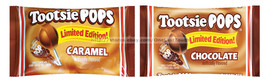 TOOTSIE POPS Fall Bag LOLLIPOPS Limited Edition CHEWY CENTER New! *YOU C... - $7.19
