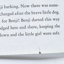 A Little Golden Book Joe Camp's Benji Fastest Dog in the West 111-6 2nd Printing image 5