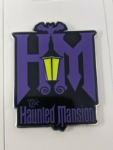 The Haunted Mansion Lightpost Lampost Disney Pin Trading 2020 - $16.82