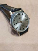 Vintage ZIM  mens wrist watch  vintage 15 Jewels 1960s Original USSR  image 5