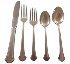 Chippendale by Towle Sterling Silver Flatware Set For 12 Service 67 Pieces - $4,450.00