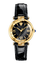 Versace VAI060016 Revive Black Enamel Dial Ladies Watch - $2,577.84