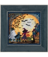 Moonlit Treaters 2017 Autumn Series Buttons and... - $12.60