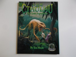 Age of Cthulhu The Lost Expedition Goodman Games Module New - $19.50