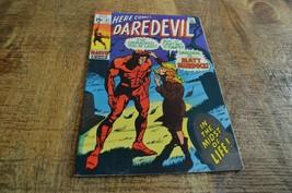 Daredevil #57 (Marvel, October 1969) VF 7.5 Comic Book - $24.18
