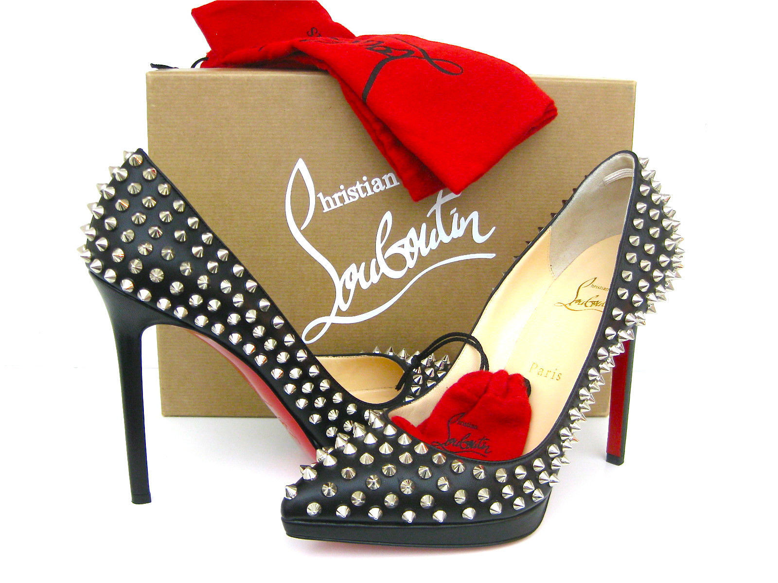 f8a4c49d2af Christian Louboutin Shoes Pigalle Plato and 50 similar items