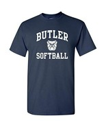 UGP Campus Apparel AS1114 - Butler Bulldogs Arch Logo Softball T Shirt -... - $11.99